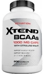 Xtend BCAAs - 200 caps