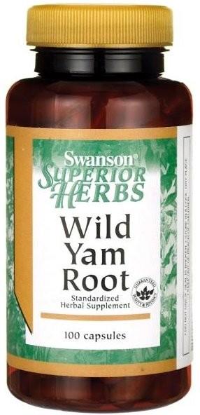 Wild Yam Root - 100 caps